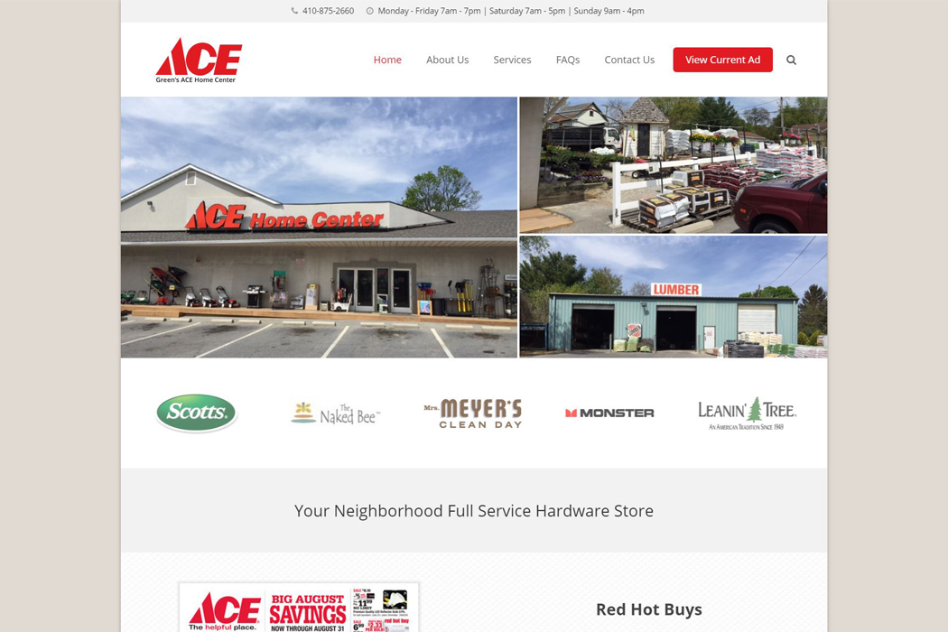 Green's Ace Home Center